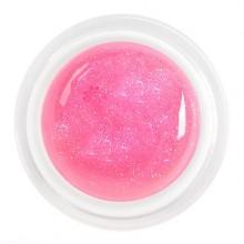Gel Color Pink Purpurina 5ml.