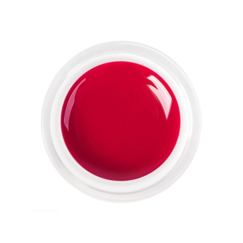 Gel Color Dark Red 5ml.