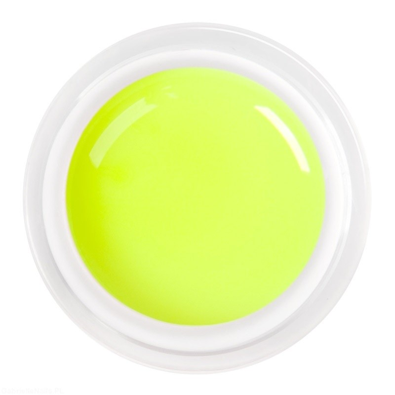 Gel Color Yellow Neon 5ml.