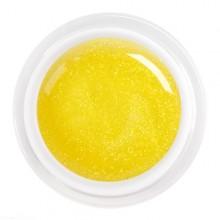 Gel Color Yellow Purpurina 5ml.