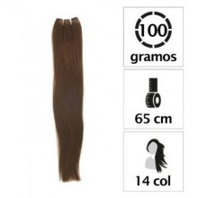 Extensiones Cortina Lisa 100g LARGO 65cm