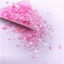 Glitter Flakes Escamas de Sirena Rosa