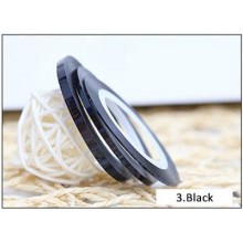 Cinta Striping Negro