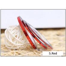 Cinta Striping Rojo