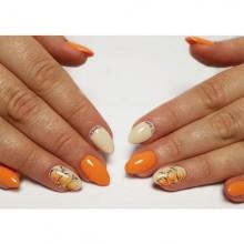 Esmalte Permanente 7ml. Naranja Pastel (38)