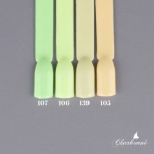 Esmalte Permanente 7ml. Verde Primavera (107)