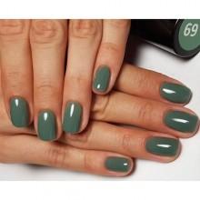 Esmalte Permanente 7ml. Verde Malaquita (69)