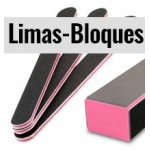 Limas, Bloques y Pulidores de Uñas para Manicura