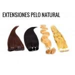 Venta de extensiones de pelo natural baratas pero de alta calidad, cabello natural 100%. Calidad REMY.