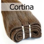 Extensiones de Cortina o Cosidas de pelo 100% Natural, calidad Remy. Extensiones de cabello baratas de muy buena calidad