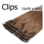 Extensiones de pelo natural quita y pon - Calidad Remy | Imrepsa