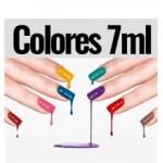 Esmaltes Permanentes de Colores