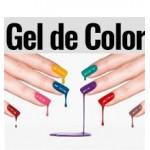 Gel UV, Paint gel de Colores para Uñas de Gel