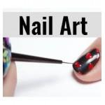 Decoración de uñas y productos de Nailart manicura