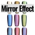 Pigmento Efecto Espejo