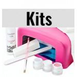 Kit de Uñas de Gel UV